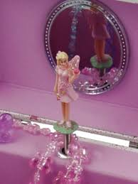 Childrens Music Boxes Fairy Princess Musical Jewellery Box Fairy Music Boxes From N J