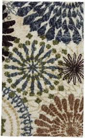 Floral Runner Rug Attractive Floral Runner Rug With Runner Area Rugs