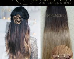 ombre extensions ombre hair extension etsy