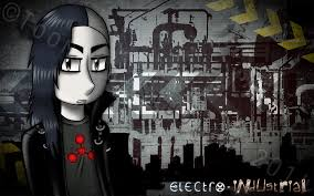 wom theme wallpaper electro industrial toonorb studios