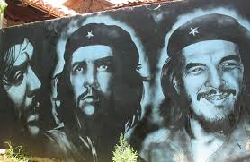 Che Guevara Flag Che Guevara In Popular Culture Wikipedia