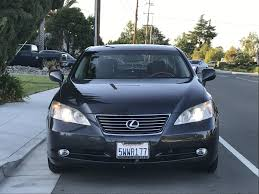 stevens creek lexus body shop 2007 lexus es 350 for sale in san jose ca 95117