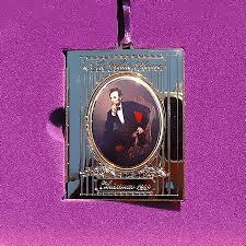 1999 white house abraham lincoln ornament