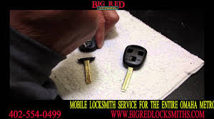 lexus key cutting cost how to replace a lexus car key shell and duplicate high security