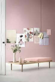 Wohnzimmer Deko Pink Rosa Deko Wohnzimmer