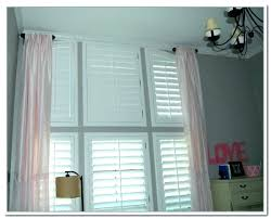 Curtain Rods Either Side Window Curtain Rods Retro Ranch A On Either Side Of Window Linked