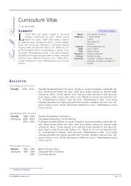 Best Resume Templates With Photo by Beauteous Mit Resume Format Cv Cover Letter Template Latex R Zuffli