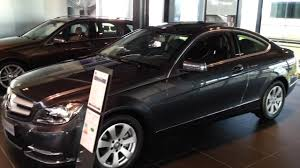mercedes c class coupe 2014 review mercedes c class coupe 2014 in depth review interior exterior