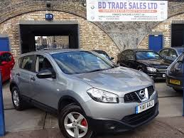 nissan finance used cars used nissan qashqai cars for sale in bexley kent motors co uk