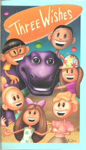 Barney And The Backyard Gang Episodes Three Wishes Book Barney Wiki Fandom Powered By Wikia