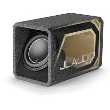 jl audi jl audio ho112 w6v3 93315 high output enclosure with single 12