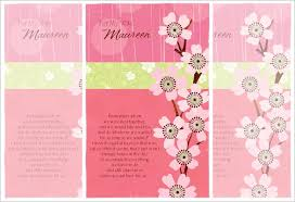 anniversary card template 12 free sle exle format