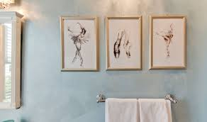 diy bathroom wall art decor with photography bathroom art