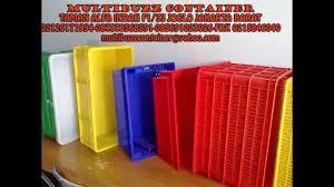 Jual Keranjang Container Plastik Bekas keranjang catering
