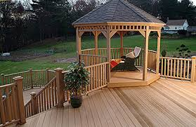 decks above all roofing and construction