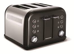4 Slice Toaster And Kettle Set Accents Titanium 4 Slice Toaster Toasters U0026 Sandwich Toasters