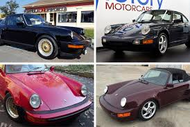 porsche 911 vintage found affordable vintage porsches gear patrol