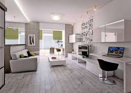 White Sofa Design Ideas Long Living Room Design Ideas With Work Area And White