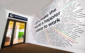 pictures for office walls wonderful wall graphic design for office branding https www