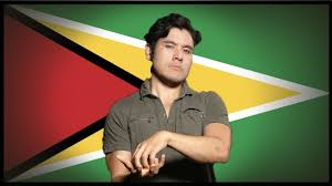 Guyana Flag Flag Fan Friday Guyana The First Beer Sent Geography Now