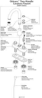 kohler kitchen faucet parts diagram fabulous moen kitchen faucet parts diagram also stunning