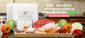 balanced blends raw pet food delivered to your home by balanced
