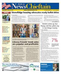 poway news chieftain 04 27 17 by mainstreet media issuu