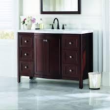 Glacier Bay Bathroom Cabinets Home Depot 24 White Bathroom Vanity Home Vanity Decoration