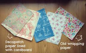 recyclable wrapping paper fashion and trends decopatch wallpaper wrapping paper