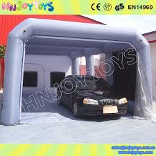 environmental truck paint booth for sale big inflatable paint