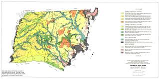Tx County Map General Soil Map Leon County Texas The Portal To Texas History