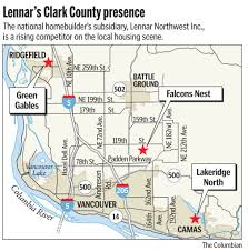 Lennar Homes Floor Plans by National Homebuilder Lennar Plans 140 Homes In Clark County The
