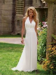halter wedding dresses simple halter wedding dress naf dresses