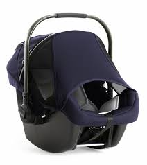 Car Seat Drape Nuna Pipa Infant Car Seat Navy