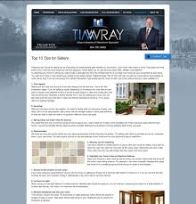 add these pages to your real estate website the