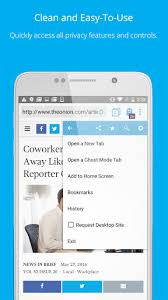 ghostery android ghostery privacy browser apk for android