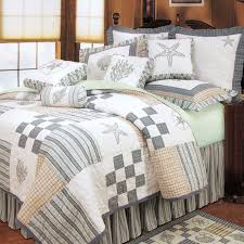 Seashell Queen Comforter Set 56 Best Coastal And Nautical Bedding Images On Pinterest