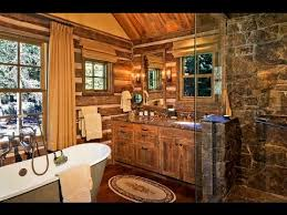 rustic bathrooms ideas 40 rustic bathroom wood design ideas 2017 amazing bathroom log