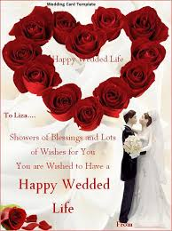 wedding wishes card template wedding card template free word templates