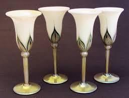 arts u0026 crafts period luster art glass
