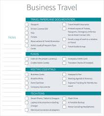 business itinerary templates for word planning business