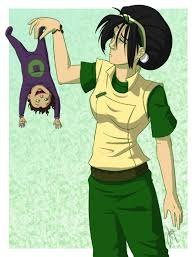 Toph Blind I Will Always Accept You Lin And Toph By Blindbandit5 On Deviantart