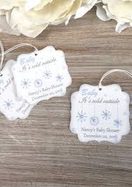 baby it s cold outside baby shower baby it s cold outside baby shower favor tag winter baby