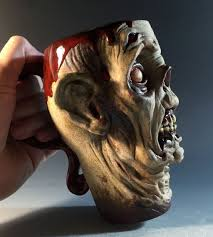 coffee of the undead mug for sale by thebigduluth on deviantart