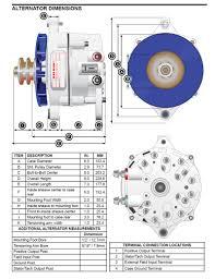 balmar 94ly 140 24 ig large case alternator for yanmar 6ly engines