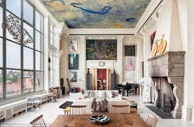 beautiful 20million new york apartment boasts 24ft high ceilings