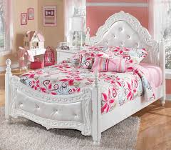girls room paint ideas modern table lamps soft pillows blanket set