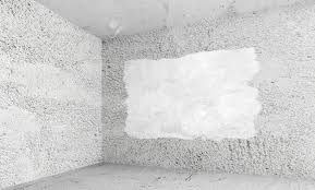 Interior Concrete Walls by Abstract White Interior Of Empty Room With Concrete Walls With