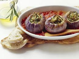 sicilian style stuffed eggplant recipe eat smarter usa