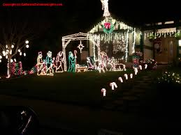 Christmas Lights House by Best Christmas Lights And Holiday Displays In San Ramon Contra